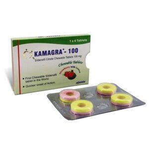 Kamagra Polo 100Mg (Sildenafil Citrate)