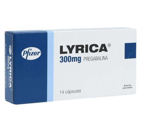Lyrica 300 Mg