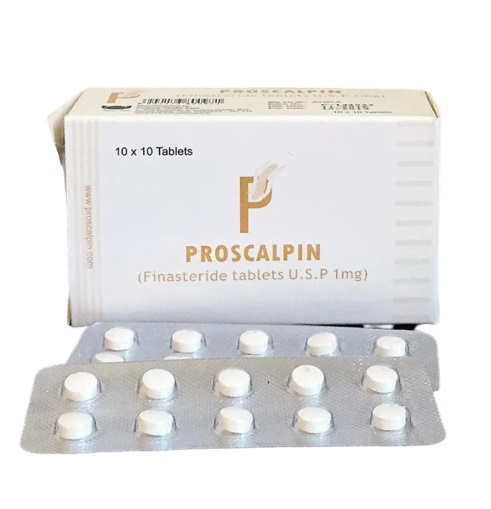 Proscalpin 1Mg (Finasteride)