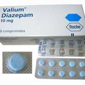 Valium 10Mg (Diazepam Tablets)