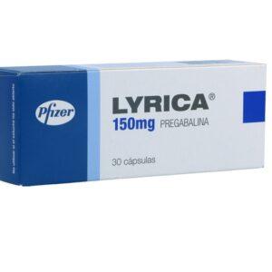 Lyrica 150 Mg