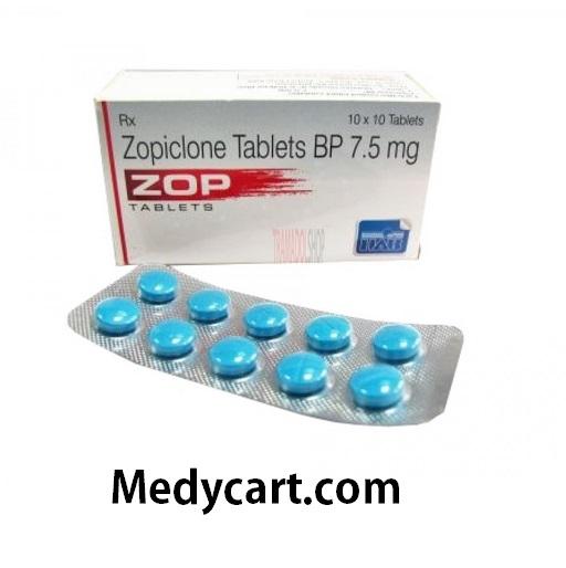 Buy Zopiclone 7.5mg Online